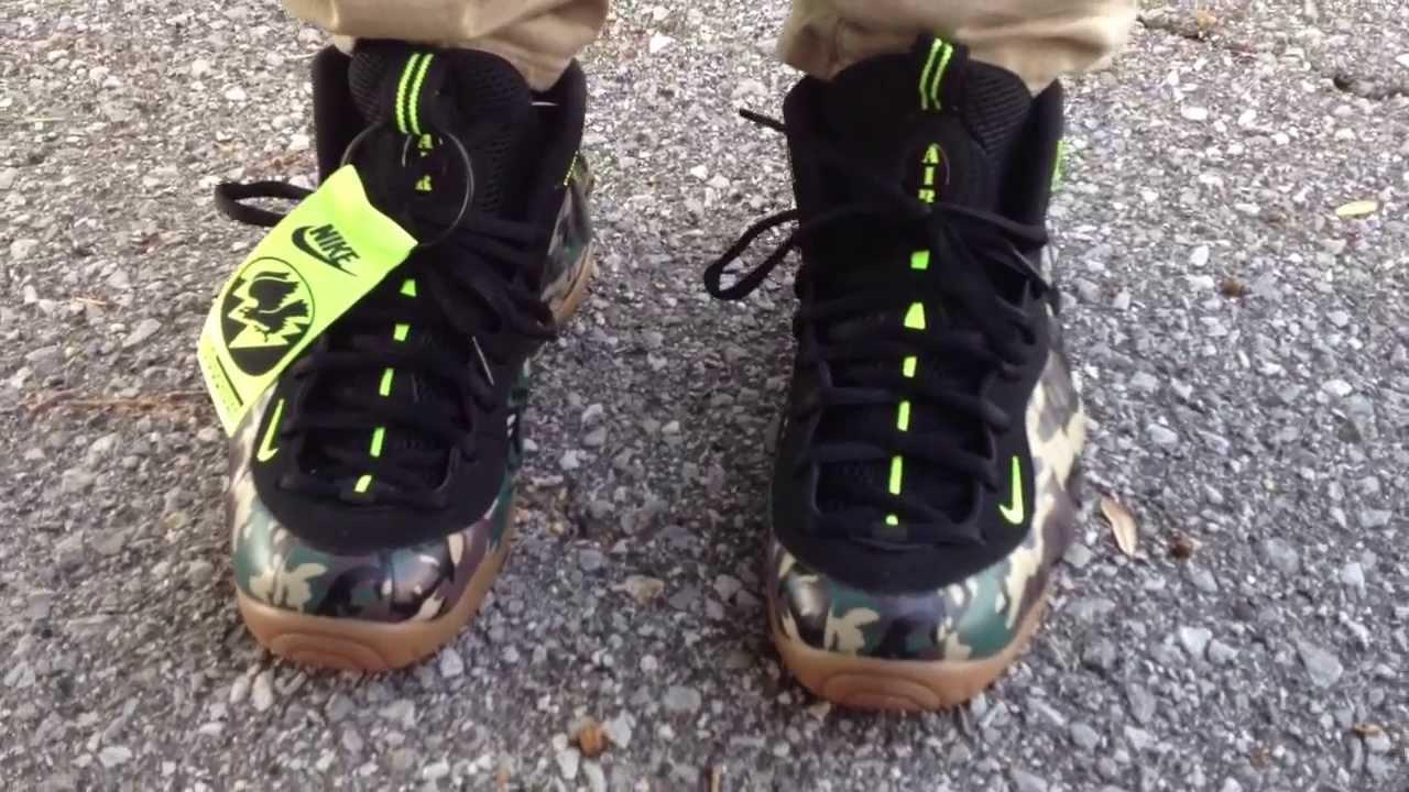 95bb609f1a6 Nike Foamposite Pro PRM LE