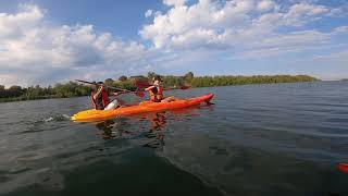 Sardegna estate 2021. Kayak sul Flumendosa