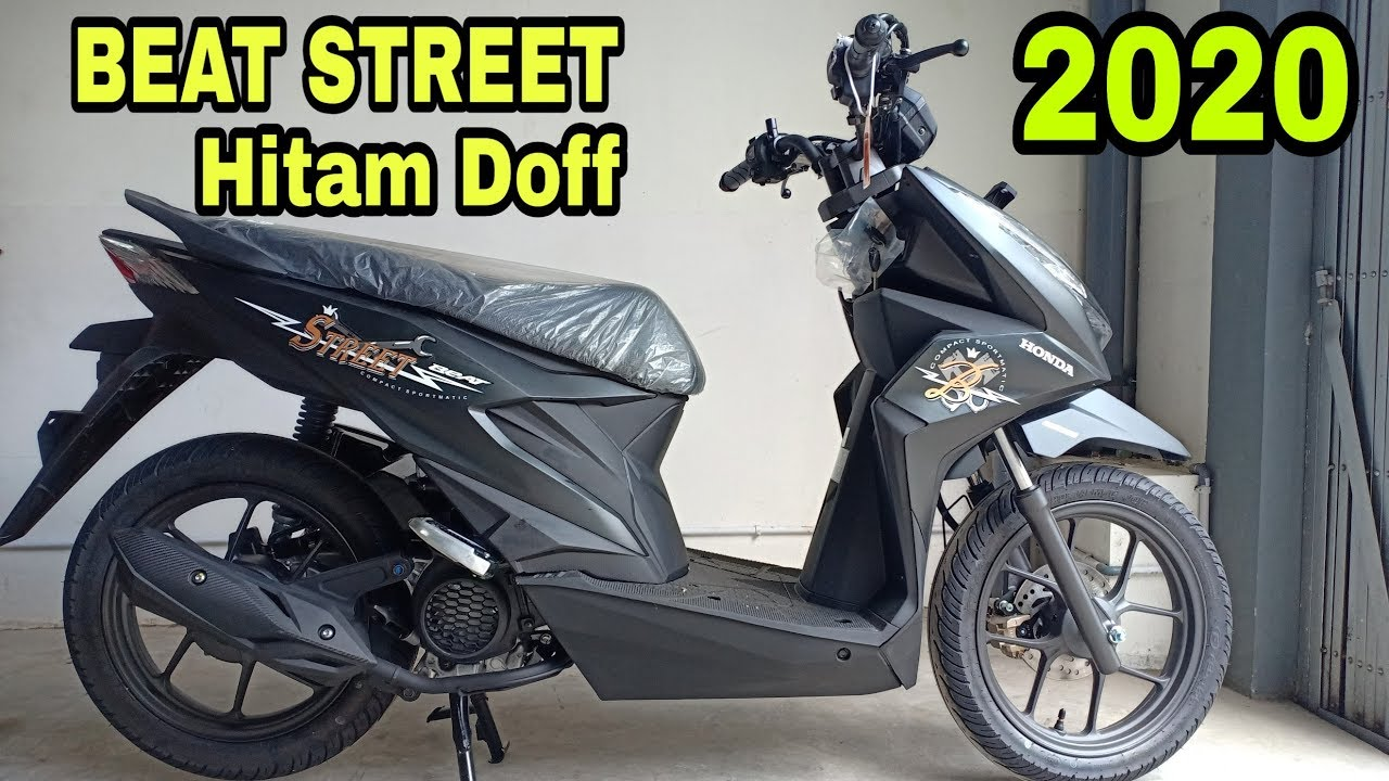 Beat Street Terbaru 2020 Warna Hitam Youtube