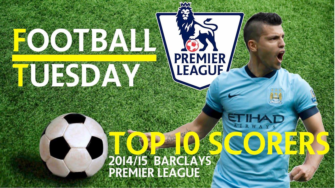 Download Top 10 Scorers of 2014/15 Barclays Premier League