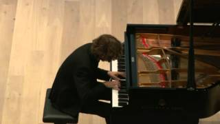 Grieg Competition 2012: Grieg - Notturno Op. 54 No. 4 (Ole Christian Haagenrud)