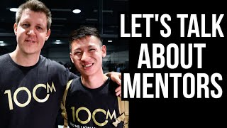 How To Find A Mentor (How I Did It)