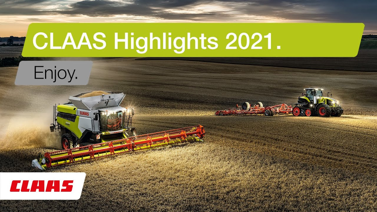 Download CLAAS Highlights 2021.