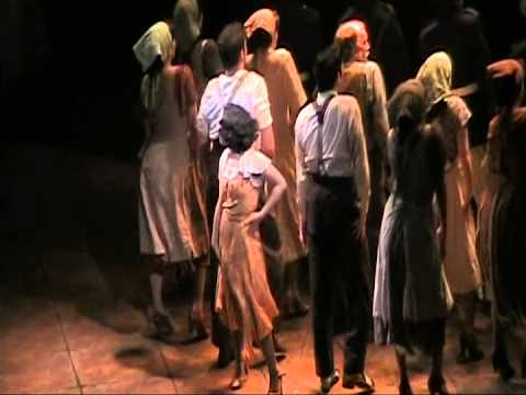 What's new, Buenos Aires? (Evita) - Elena Roger - Broadway 2012