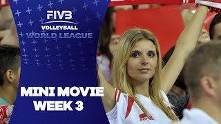 FIVB World League: Week 3 - Mini-movie