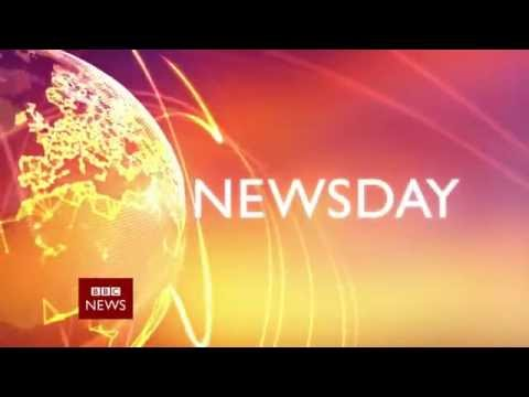 BBC Newsday Intro Transparent (HD)