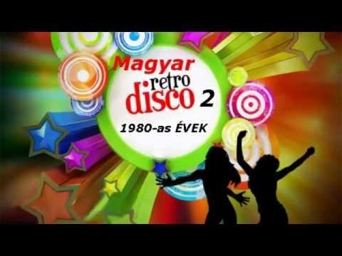 Magyar Retro Zene 1980-as évek