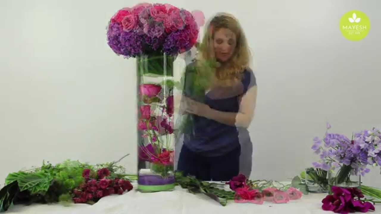 Inspired Floral Design With Beth O Reilly Submerged Arrangement
