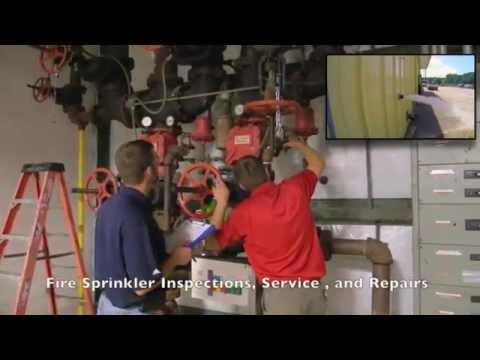 Fire Sprinkler Service Orange County California