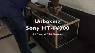 Sony HT-IV300 5.1 Channel DTH Theatre - Price Rs.17500/-