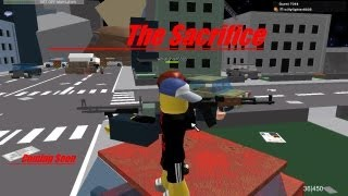 Roblox Movie: The Sacrifice Part 1/2
