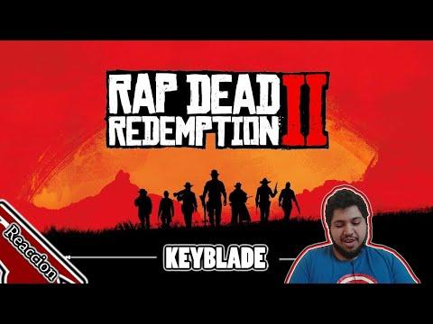 RED DEAD REDEMPTION 2 RAP - Forajidos Siempre | Keyblade | Reaccion