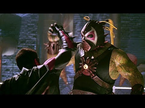 Batman & Robin vs Bane | Batman & Robin