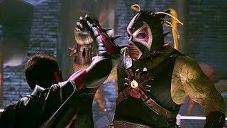Batman & Robin vs Bane   Batman & Robin