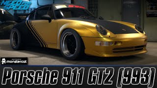 Need For Speed 2015: Porsche 911 Carrera S (993 GT2) [Grip/Drift Handling Setup] [996 Horsepower]