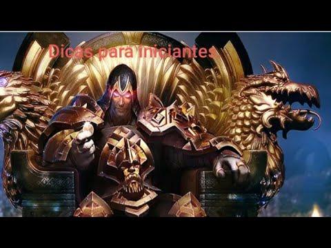 Dungeon Hunter 5*Sombriu* Dicas Para Iniciantes