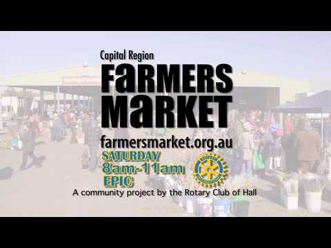 Capital Region Farmers Market at EPIC - Canberra
