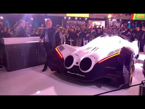 Devel Sixteen 5007hp Start Up & Revs! - 2019 Canadian International Autoshow