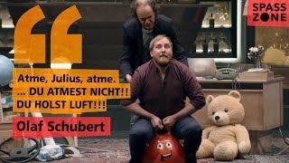 Olaf Schubert und Julius Fischer in Life with Kids