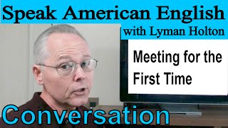 Speak English - Learn English Conversation! #2: Learn American English - Speak American English