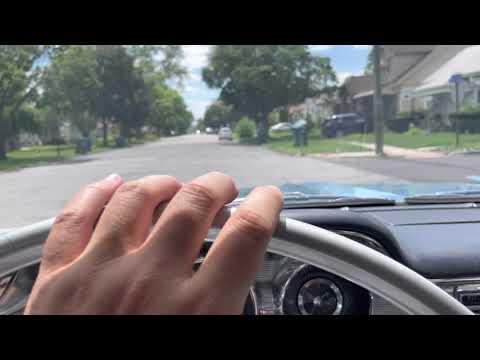 1959 Pontiac Parisienne Drive