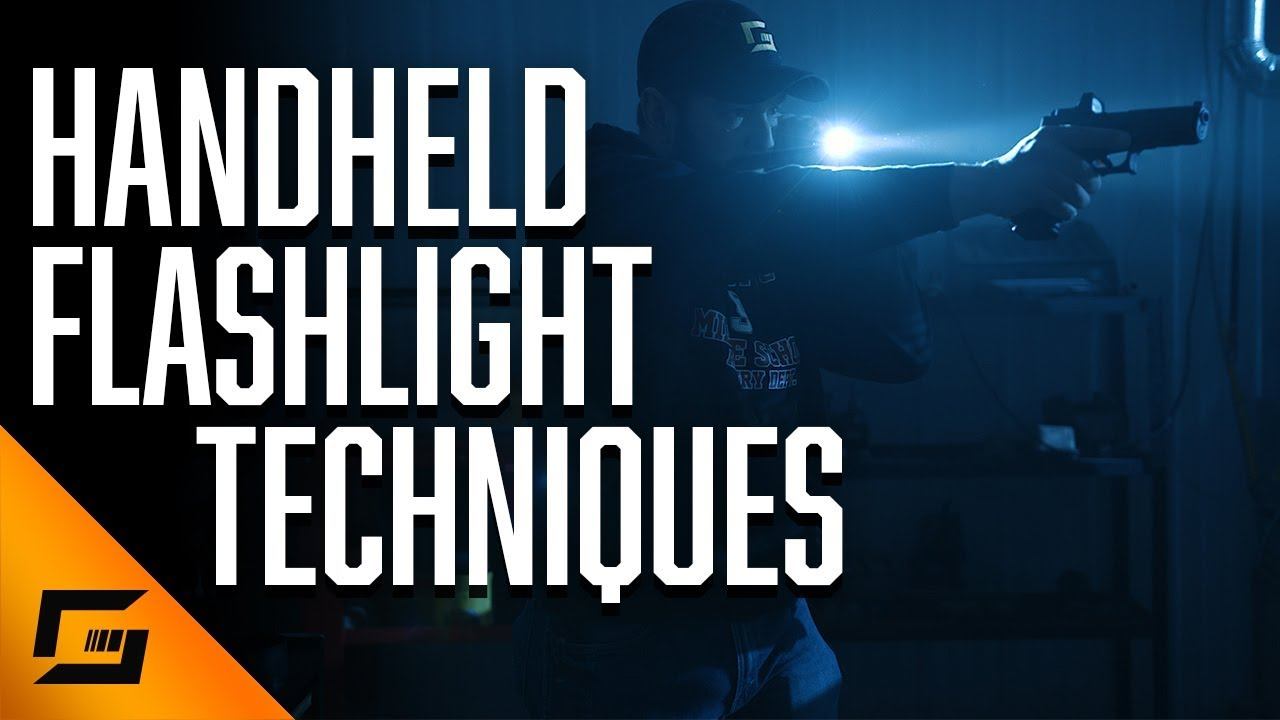 How To Use a Handheld Flashlight with Your Everyday Carry | Grant LaVelle