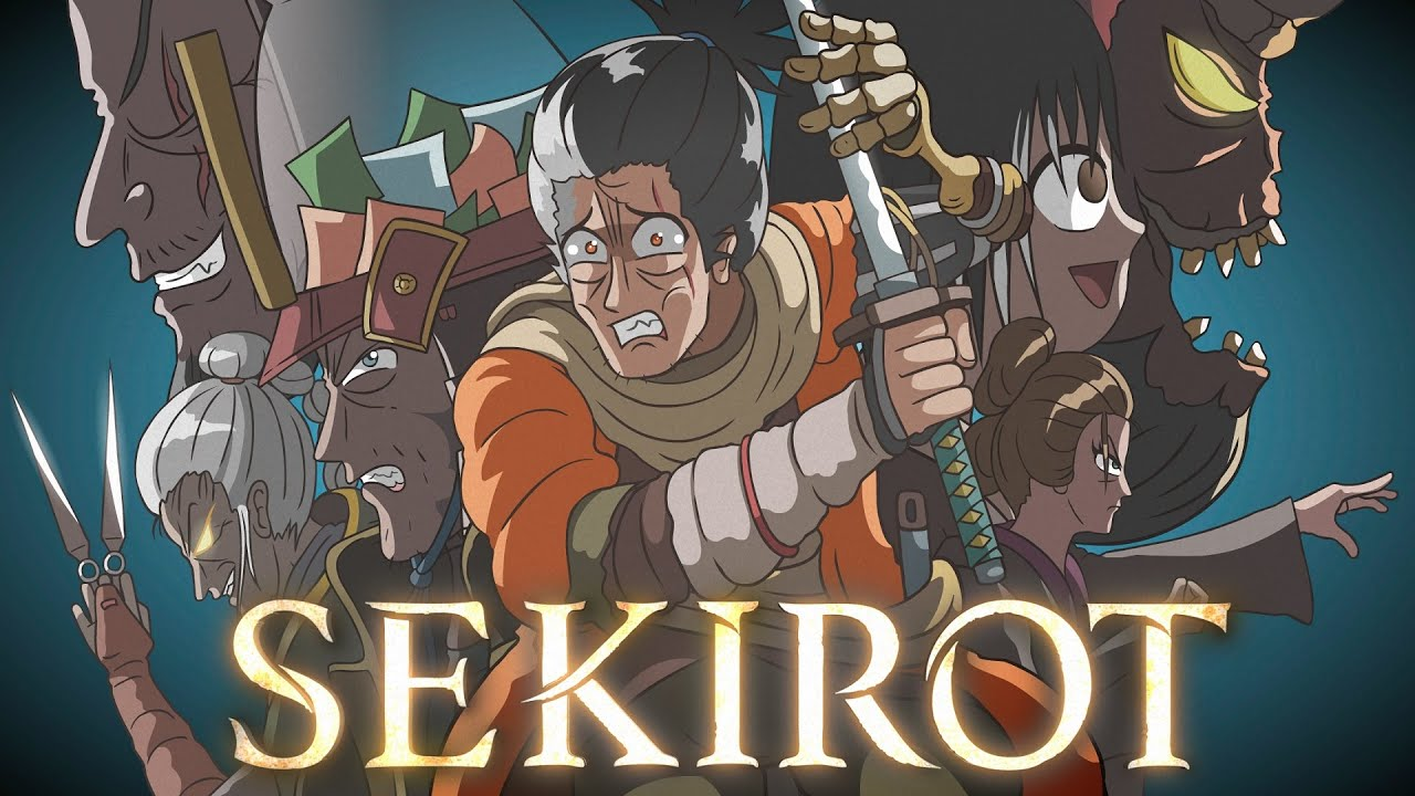 "SEKIROT ""Might Die A Lot"" (Sekiro Cartoon Parody) thumbnail"