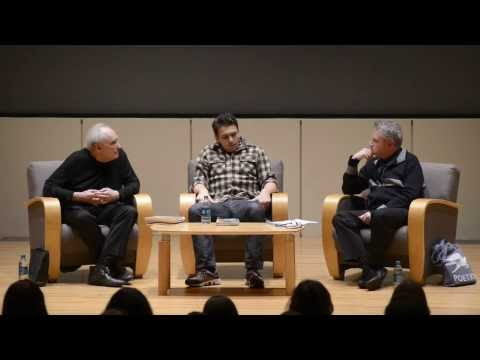 James Franco & Frank Bidart: Poetry and Film