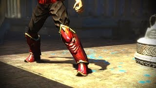 Path of Exile - Dragon Boots
