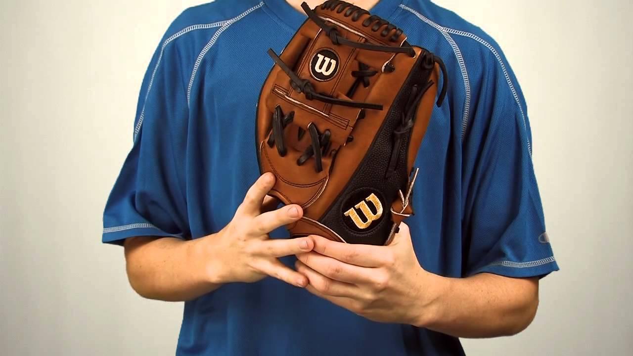 Wilson A2000 SuperSkin Series 11 75 Inch Glove: 1787SS - JustBallGloves com