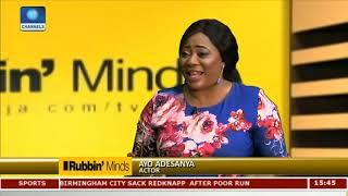 Domestic Issues Made Me Leave Nollywood For 10 Years  Ayo Adesanya Pt 1  Rubbin39 Minds