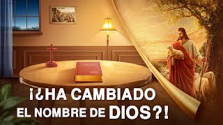 "Revelar misterio del nombre de Dios | ""¡¿Ha cambiado el nombre de Dios?!"" Tráiler oficial"