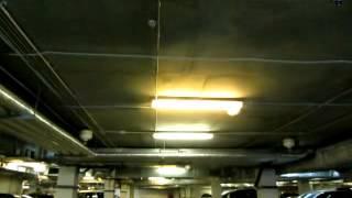 Движения по паркингу для начинающих водителей
