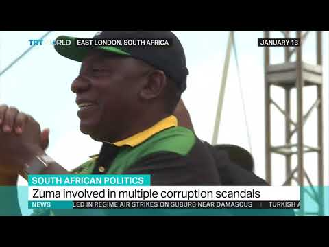 LLoyd Msipa discusses the ANC with TRT World