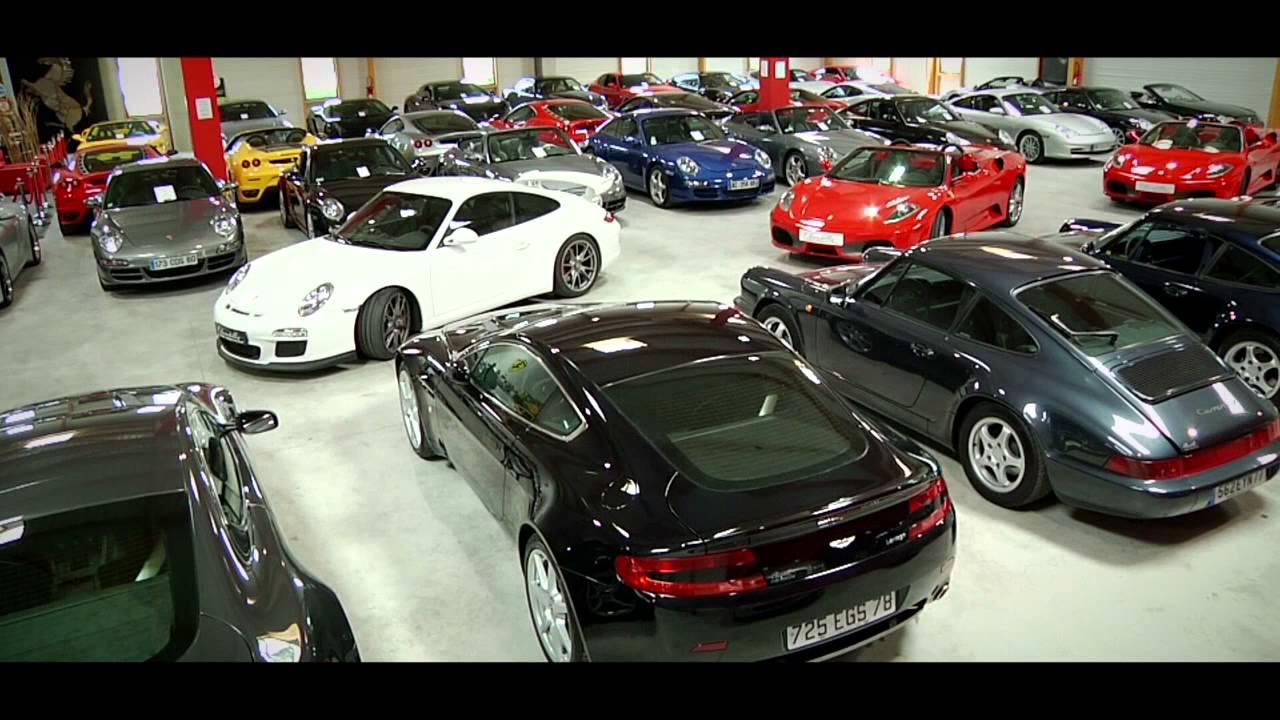 showroom roissy chantilly cars prestige youtube. Black Bedroom Furniture Sets. Home Design Ideas