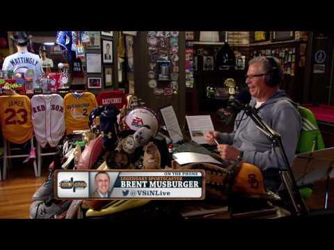 Legendary Broadcaster Brent Musburger talks Doug Flutie