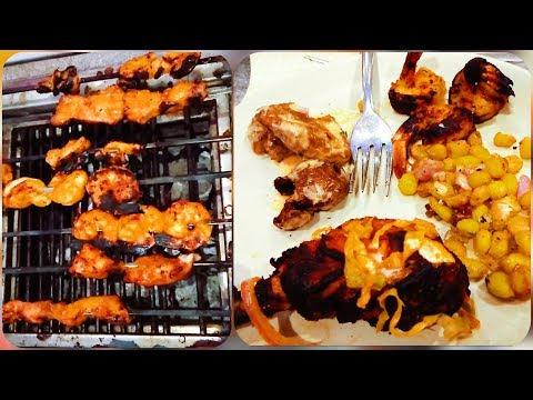 Barbeque Nation Trichy - Unlimited Buffet Non Veg And Veg Food   My Experience   Yummy Chilly