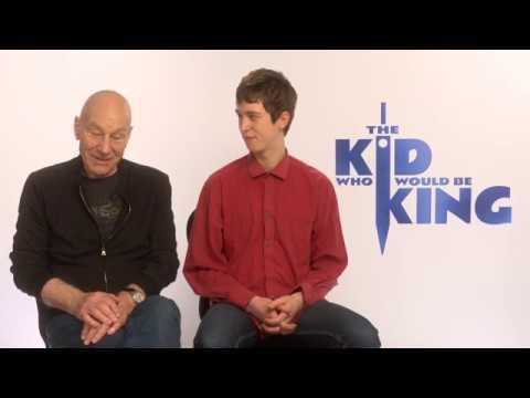 Рожденный стать королем: интервью с актерами