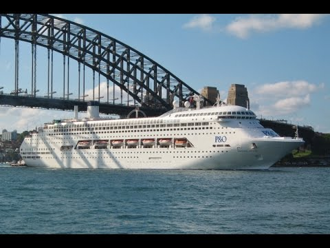 Pacific Jewel cruise departing Sydney sail away party