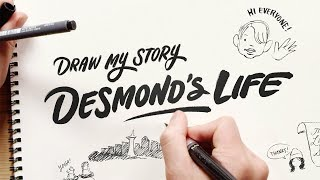 Desmond's Life | Draw My Story | HiHo Kids