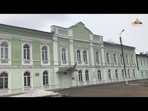История здания СОШ №1 — Исторический Моршанск