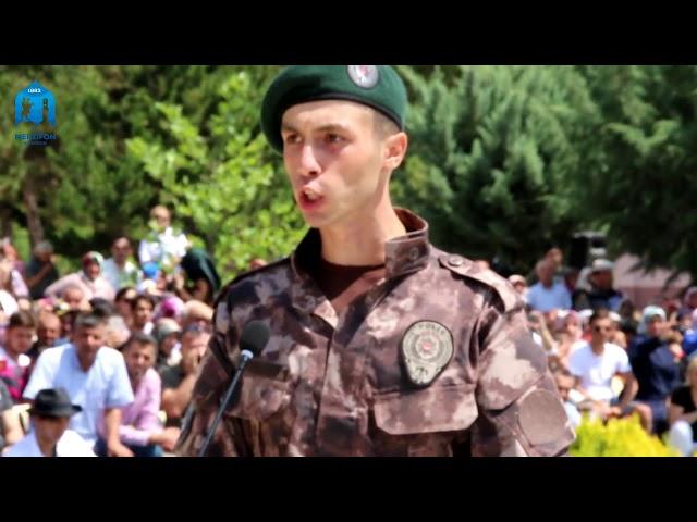 Özel Harekat Polislerimizin Mezuniyet Töreni Gerçekleşti