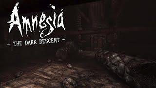 Играем в Amnesia: The Dark Descent