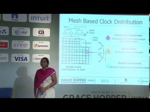 #GHCI15: Power and Skew Efficient Global Clock Distribution Design in a Complex SoC