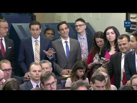 5/1/17: White House Press Briefing