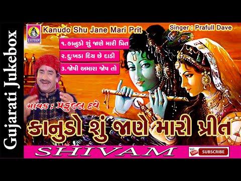 Kanudo Shu Jane Mari Prit |Praful Dave |New Gujarati Bhajan 2018| Devotional Song |Shivam Cassette