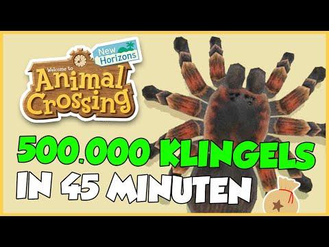 VERDIEN 500.000 KLINGELS IN 45 MINUTEN | Animal Crossing New Horizon | Nintendo Switch