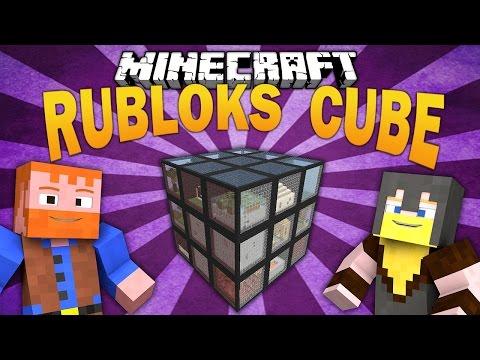 Minecraft ★ RUBLOKS CUBE (Ep.1) - Dumb & Dumber