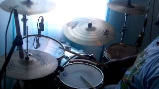 Pastor William H. Murphy III - Let It Rise (Drum Cover)