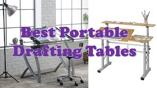 10 Best Portable Drafting Tables for Design, Art And Craft Drawing In 2018